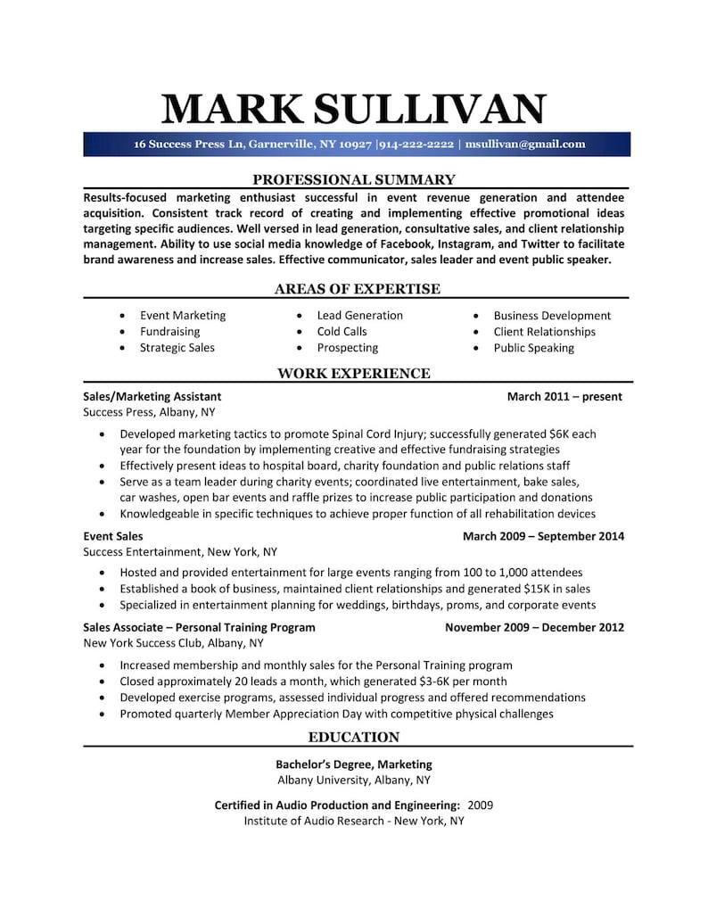 Professional Resume Writing Help Job Search