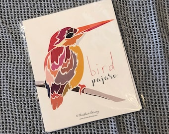Bird - Pajaro