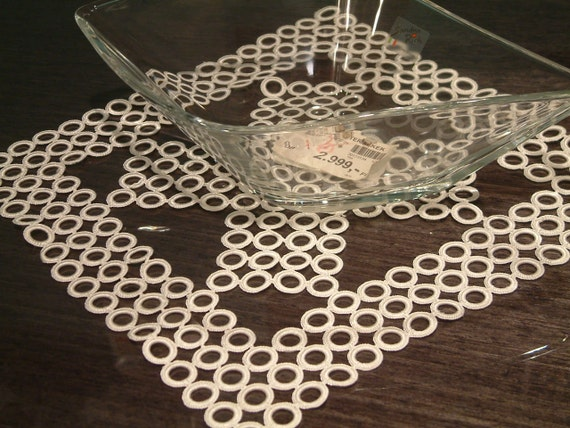 Exquisite Home Decor Doily Art Decoration Handmade