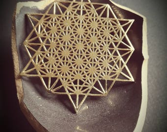 pendant *sacred geometry*