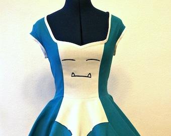 sleeping cutie cosplay dress - gijinka