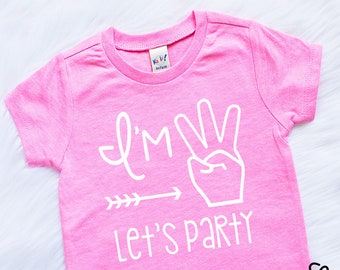 Girls Third Birthday Outfit