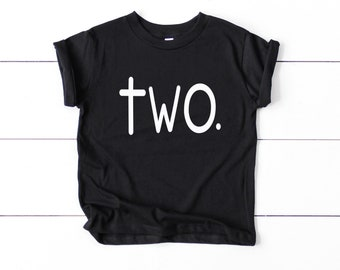 Boys 2nd Birthday Shirt - 2nd Birthday Shirt Boy - Two Shirt Boy - Second Birthday Shirt Boy - Second Birthday- Two Birthday Shirt Boy