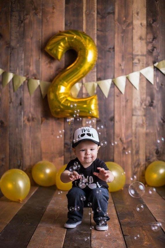 KIDS Trucker Hat Birthday Kids Baby