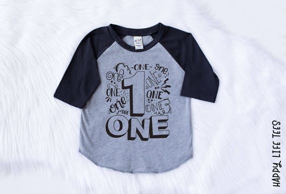 1st Birthday Shirt Boy.First Birthday Boy First Birthday Shirt First Birthday 1st Birthday 1st Birthday Outfit Boys First Birthday Outfit One Shirt Boy