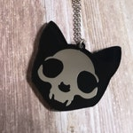 Dead Kitty Necklace