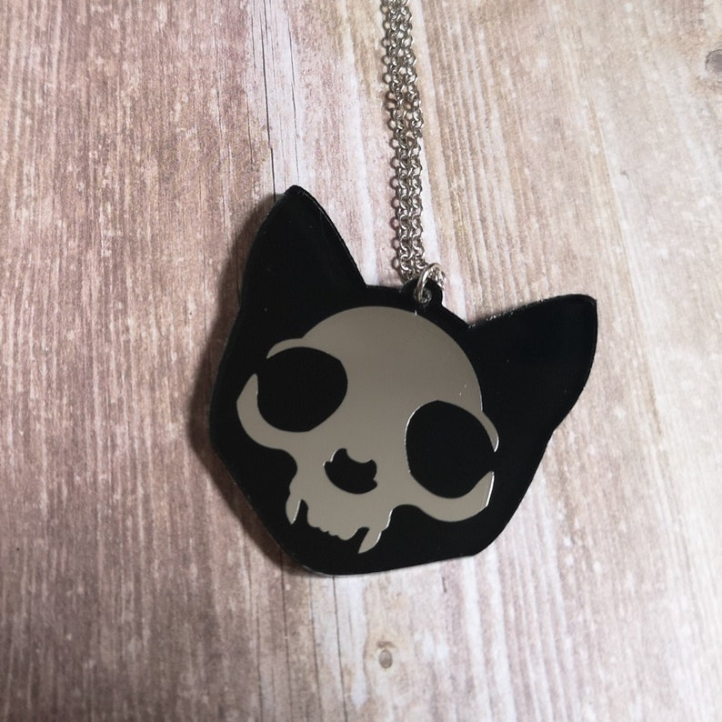 Dead Kitty Necklace image 0
