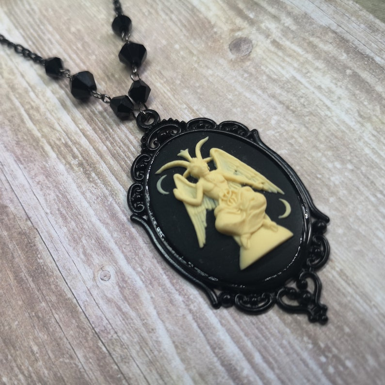 Baphomet's Blessing Necklace image 0