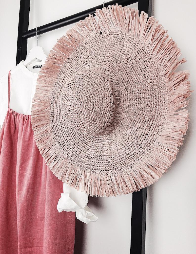 Linen and Cotton Sundress in Boho Style Linen Dress Boho Sundress Linen Sundress for Summer Vacation Hippie Sundress Women