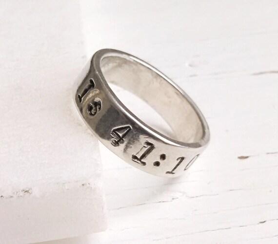 Birthday Valentine 10th Pewter Anniversary Gift Jewelry Men Women
