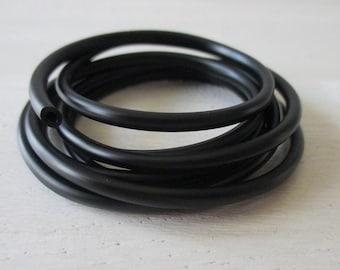 1mm 2mm 3mm 4mm 5mm 7mm 8mm Pick Length Solid Rubber Cord 5 10 20 50 Yards