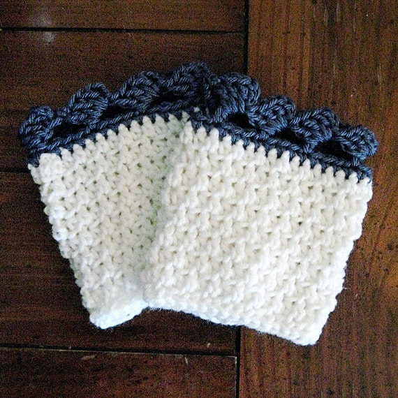 Boot Cuff pattern - crochet pattern - crochet boot cuffs - boot ...