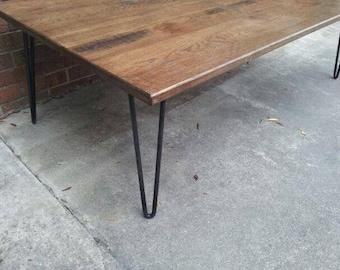 2-Rod Hairpin Legs-table legs-metal legs-Larger diameter