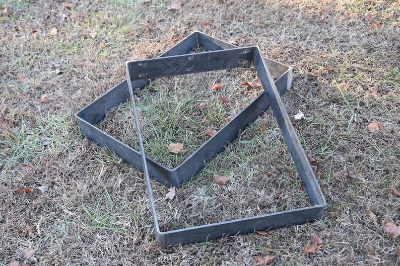 Flat Metal BenchCoffee Table Legs