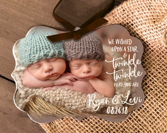 Twins first christmas gift ideas