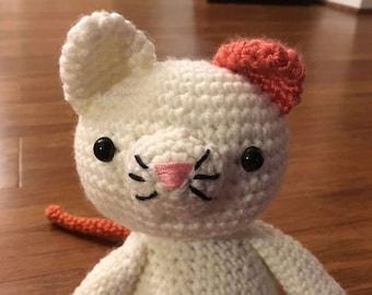 Crochet Pattern: Kitty Cat