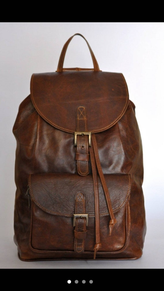 0fcce95e34 Genuine Leather Backpacks any 3 for the price of 2.