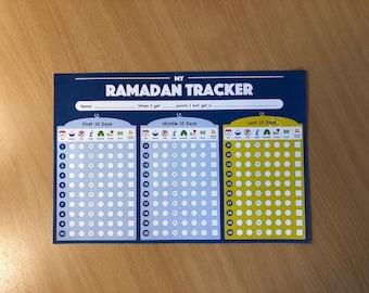 Kids Ramadan Planner