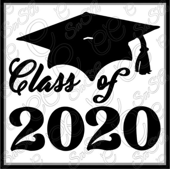 Class Of 2020 Svg Senior Grad Graduation Tassel Proud Mom Dad Etsy