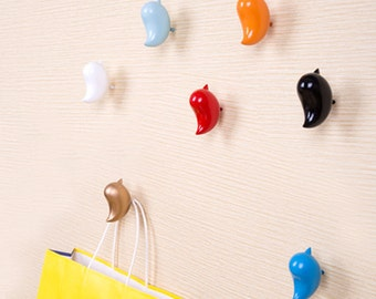 colorful coat hooks. Simple Hooks More Colors Colorful Simple Modern Ideas Wall Hooks  To Coat C