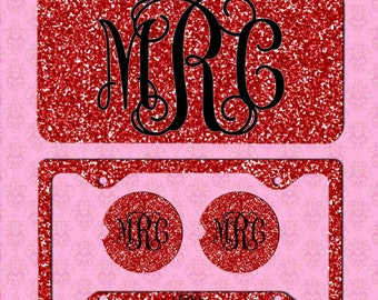 M A D D Mothers Against Drunk Driving Metal Hot Pink License Plate Frame