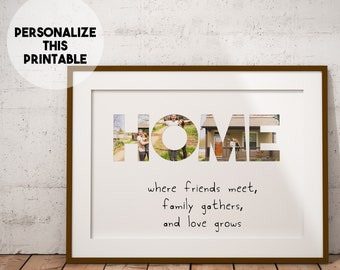 new home gift for friend, new home gift for couple, housewarming gift first home, house memory, first home print, personalized home gift