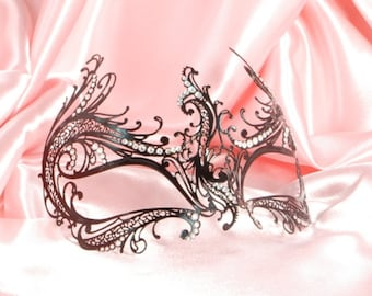 Venetian Mask Rosèe