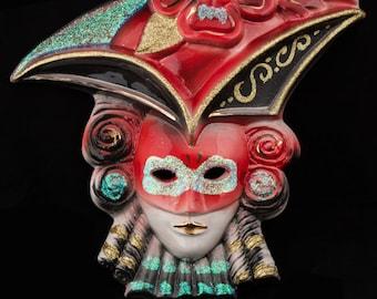 Venetian Mask Robespierre