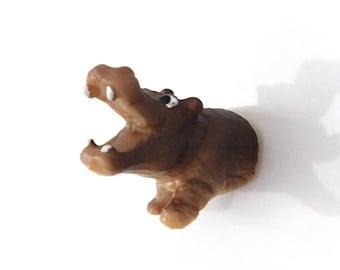 """Fridge Magnet """"Little hippo"""""""