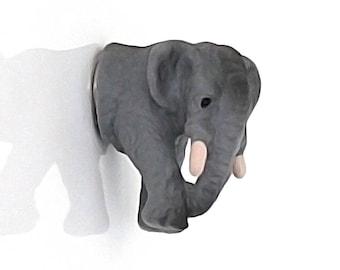 """Fridge Magnet """"Little elephant"""""""