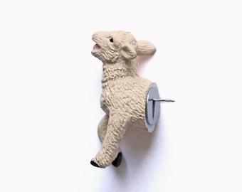 """Pushpin """"Sheep"""""""