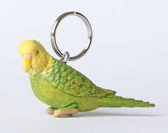 """Keychain """"Parakeet"""""""