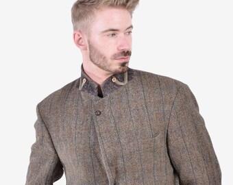 ae6c0484e Tweed bomber jacket | Etsy