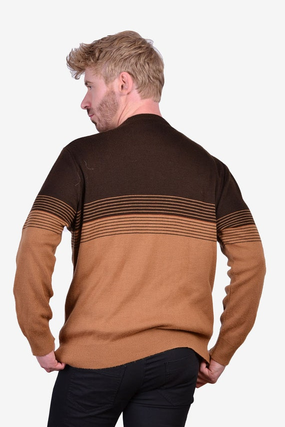 Vintage 1960's Fred Perry Sportswear Jumper | Siz… - image 4
