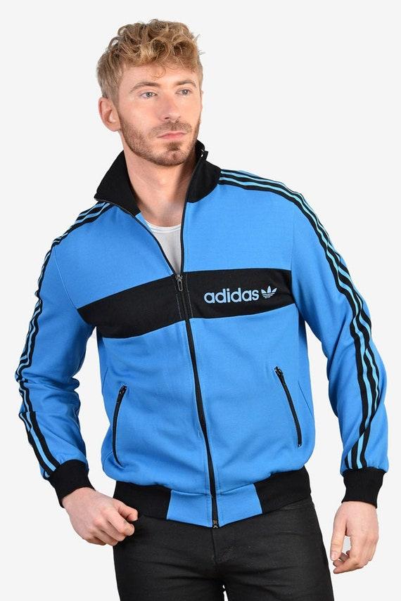 Vintage 1960's Adidas Tracksuit Jacket | Size S -