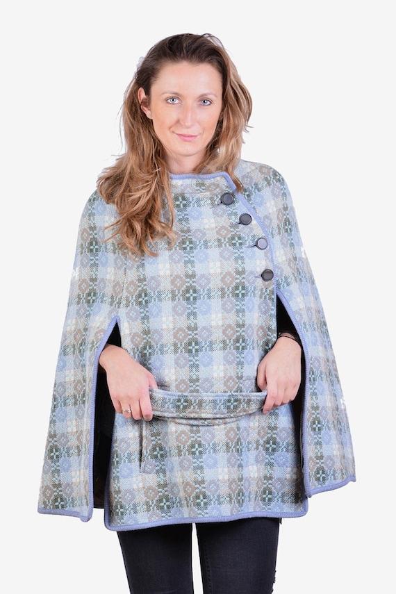Vintage Trefiw Woolen Mills Welsh Woollens Tapestr