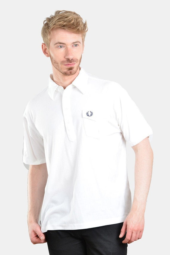 Vintage 1960's Fred Perry Sportswear Polo Shirt |