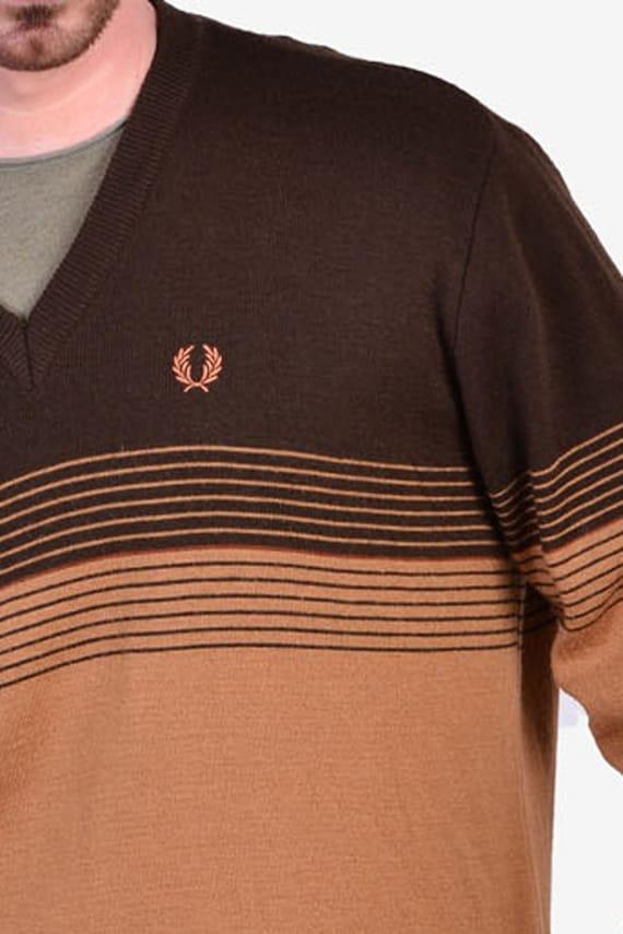 Vintage 1960's Fred Perry Sportswear Jumper | Siz… - image 5