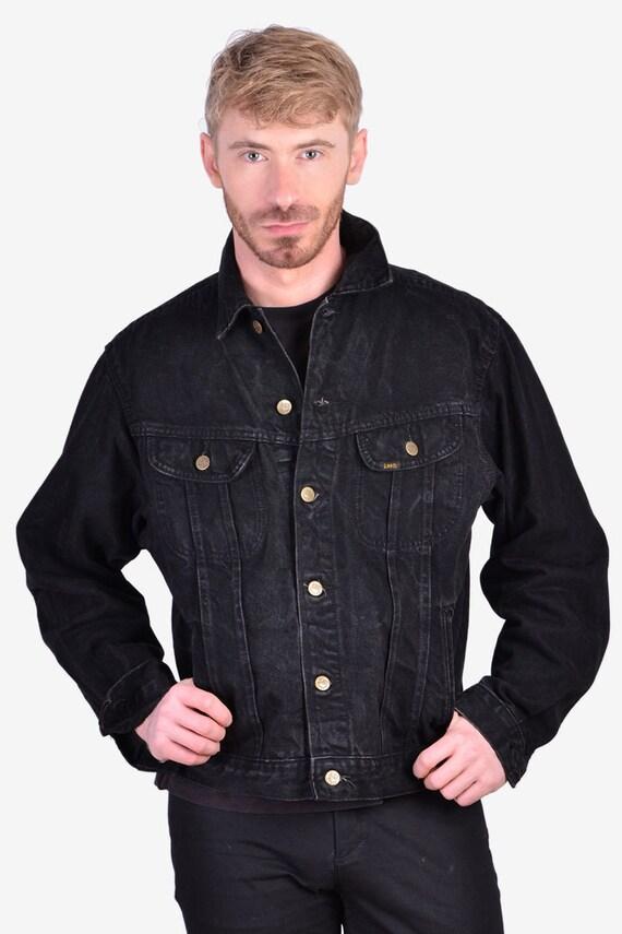 Vintage 1970's Lee Sanforized Denim Jacket | Size