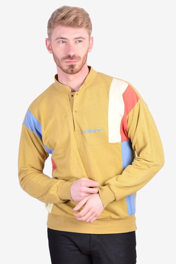 Vintage 1960's Adidas West German Sweatshirt | Siz