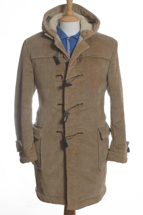 Vintage 1970's Gloverall Brown Duffle Coat M - www.brickvintage.com JagKnNTU9