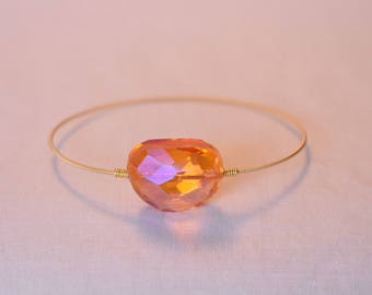 Just Peachy Bangle