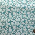 Half Yard - Fandango by Kate Spain for Moda - 27050-21 - Blue Floral