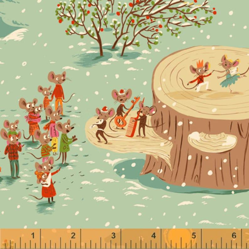 One Yard  Sugarplum by Heather Ross for Windham Fabrics  image 0