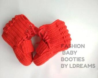 Neu Ballerina Babyschuhe gestrickt Reborn gehäkelt Handarbeit