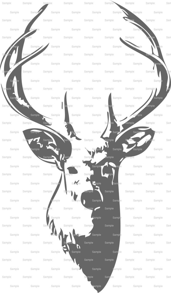 Buck Deer Hunting Birthday - Edible Cake and Cupcake Topper For Birthday's and Parties! - D3974