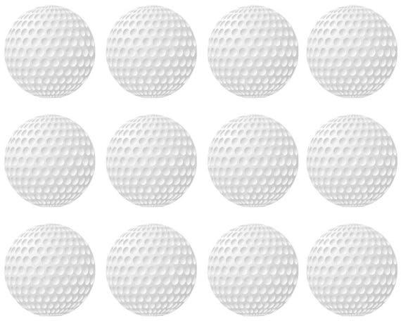Golfing Golf Balls Birthday - Side Strips - Edible Cake Side Toppers- Decorate The Sides of Your Cake! - D22755