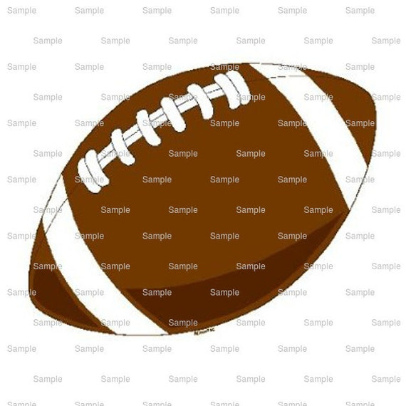 Football Birthday - Edible Cake and Cupcake Topper For Birthday's and Parties! - D226