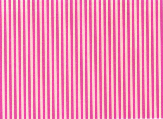 Pink Stripes Background Birthday ~ Edible 2D Fondant Birthday Cake/Cupcake Topper ~ D2921