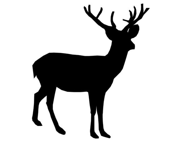 Deer Hunting Birthday ~ Edible 2D Fondant Birthday Cake/Cupcake Topper ~ D24667